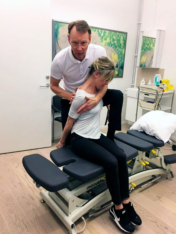 Sweden – Taking physiotherapists work to a whole new level