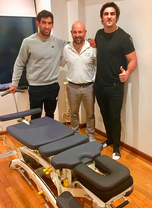 Argentina – Treating mostly spine patients